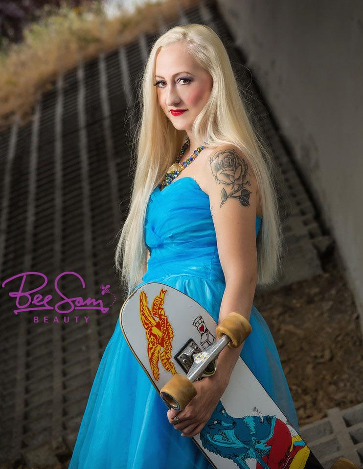 Icy white blonde platinum blonde vancouver purple for A p beauty salon vancouver wa